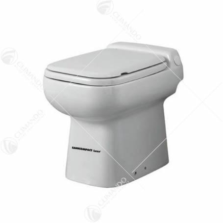 WC con trituratore incorporato marca SFA modello Sanicompact Luxe