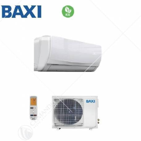 Condizionatore Baxi Monosplit Inverter Luna Clima Moonlight R-32 LSGT25-S 9000 BTU