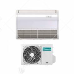 Condizionatore Climatizzatore Hisense Inverter A Pavimento/Soffitto Monosplit AUW52U4SF3/AVT52UR4SA3 18000 BTU