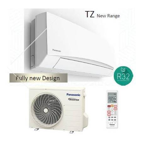 +//A r32 Panasonic BAULI//Stand dispositivo 2,5 KW SPLIT CONDIZIONATORI INVERTER PLUS A