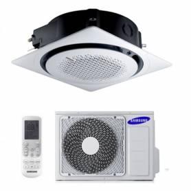 Condizionatore Climatizzatore Samsung inverter cassetta 360° AC090MN4PKH/EU 30000 BTU con comando wireless