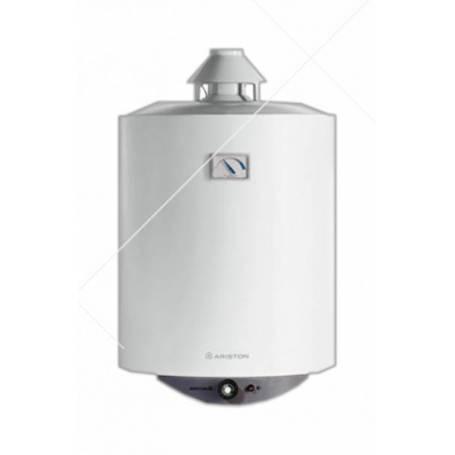 Scaldabagno A Gas Ariston Ad Accumulo S/SGA 80 CS EU Metano Completo Di Kit Fumi