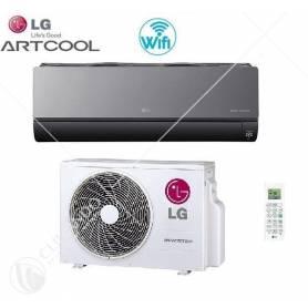 Condizionatore Climatizzatore LG Inverter Artcool Mirror R-32 Wi-Fi 9000 BTU