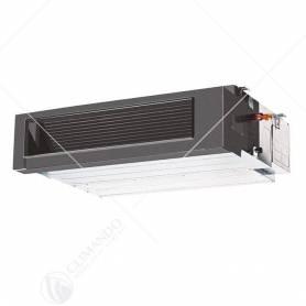Condizionatore Climatizzatore Unical Dual Split Inverter Canalizzabile 12000+12000 Con CMX4 28HE
