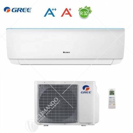 Condizionatore Climatizzatore Gree Monosplit Inverter Serie Bora R-32 9000 BTU