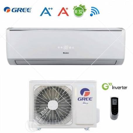 Condizionatore Climatizzatore Gree Inverter Serie Lomo R-32 Wi-Fi 9000 BTU