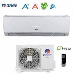 Condizionatore Climatizzatore Gree Inverter Serie Lomo R-32 Wi-Fi 12000 BTU